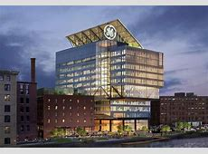 General Electric HQ Building in Boston earchitect