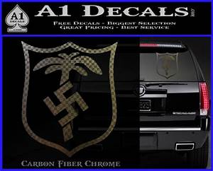 Forever 21 Chart Size German Ww2 Afrika Korps Decal Sticker A1 Decals