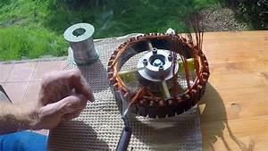 Diy Winding A Brushless Bldc 12 Kw Motor