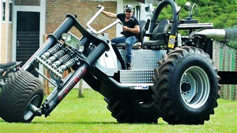 Most Unusual And Weirdest Motorcycles Ever Made