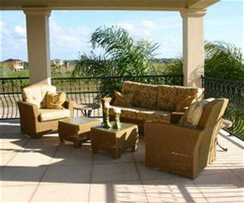 how to clean and vinyl patio furniture