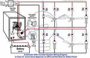 Pin On Secondary  Emergency Power Connection