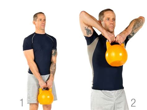 kettlebell upright row exercises easy weight kettlebells lose quickly gym fitness rows movement handed related routine darkironfitness different