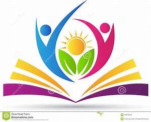 Book Logo Stock Vector - Image: 53875554