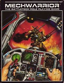 mechwarrior role playing game wikipedia