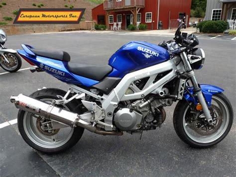 2003 Suzuki Sv1000s by 2003 Suzuki Sv1000 Standard For Sale On 2040 Motos