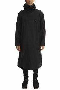 Norse projects Rain Poncho in Black for Men | Lyst