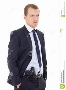 Le Garde D Arno : policier ou garde du corps avec l 39 arme feu dans le pantalon d 39 isolement sur le blanc photo ~ Dode.kayakingforconservation.com Idées de Décoration
