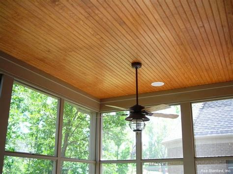 Beadboard Patio Ceiling : 17 Best Images About Bead Board Front Gable Ceiling On