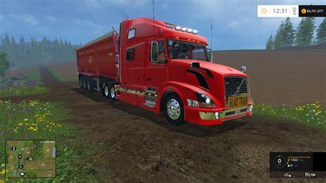 volvo 870 truck fs 2015 volvo vnl 780 truck simulator games mods download