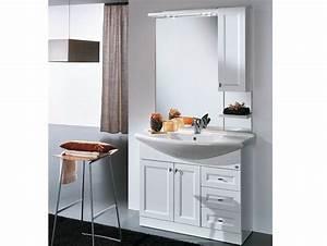 meuble vasque et miroir With meuble et vasque