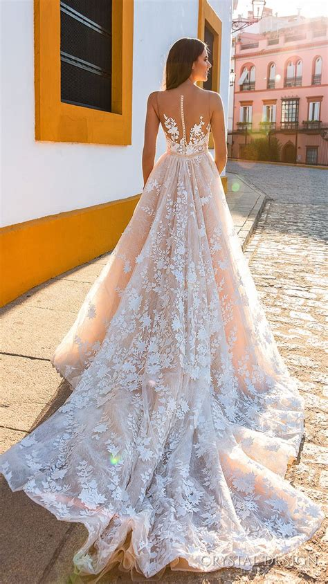 Best 25 Blush Wedding Dresses Ideas On Pinterest Blush