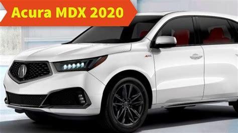 Acura Mdx 2020 Pictures by Acura Mdx 2020 Review Redesign Price Specs