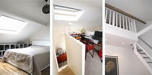 amenager les combles With creer plan de maison 6 amenagement de combles avec creation dune mezzanine