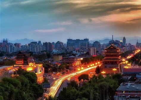 Beautiful Beijing Greeting Card For Sale By Xiaochen