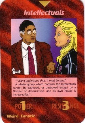 Illuminati Card Steve Jackson The Prophets At Work At Steve Jackson The
