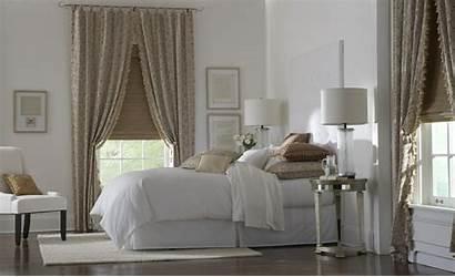 Window Bedroom Treatments Treatment Farmhouse Fabrics Master