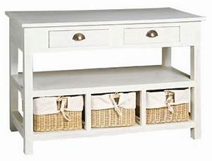 Meuble A Panier : meuble avec panier en osier trouvez le meilleur prix sur ~ Teatrodelosmanantiales.com Idées de Décoration