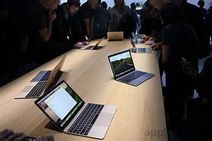 """First look: Hands-on with Apple's all new 12"""" MacBook with ..."""