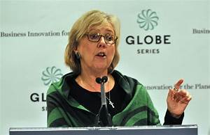 Green leader Elizabeth May outspent all party leaders to ...