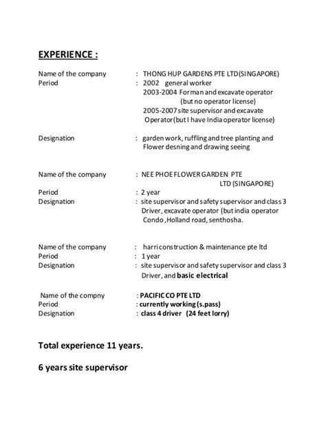 Sle Resume For Cdl Class B Driver by Resume Class 28 Images Jagadeesan Resume Class 4 Driver Resumes Class B Cdl Driver Resume