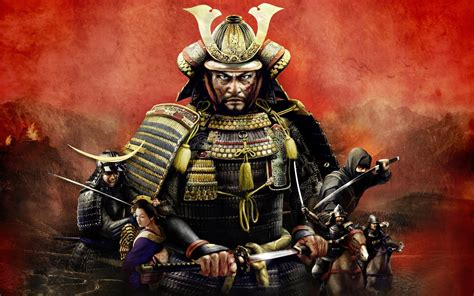 Traditional Samurai Art Wallpaper Total War Shogun 2 Unlimited Gold Money Cheat Hd Youtube