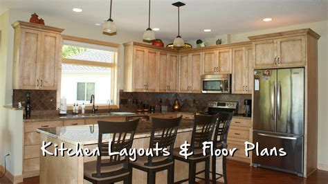 Kitchen Layouts & Floor Plans  Home Check Plus