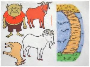 three billy goats gruff story printable three billy goats gruff felt flannel board set
