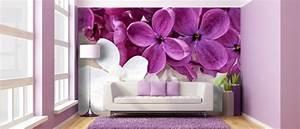 Tapete Blumen Modern : 3d tapete f r eine tolle wohnung ~ Eleganceandgraceweddings.com Haus und Dekorationen