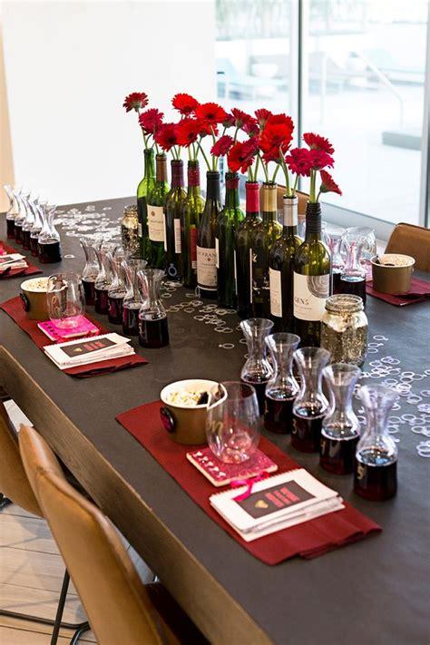 diy wine tasting bachelorette party