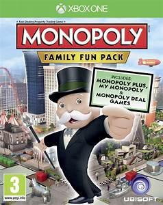 Xbox One Spiele Auf Rechnung : monopoly family fun pack xbox one zavvi ~ Themetempest.com Abrechnung