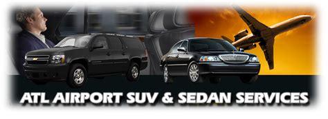 Airport Sedan Service by Atlanta Kidney Week Transportation Limousine American