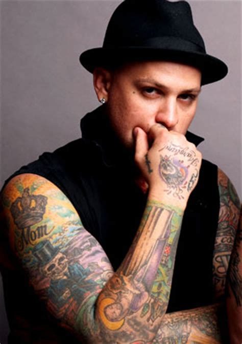 benji madden tattoos pictures images pics
