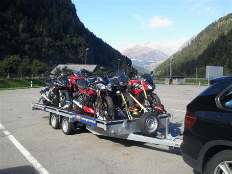 anhänger 100 km h 6er motorradanh 228 nger motorradanh 228 nger f 252 r 6 schwere bikes 100 km h
