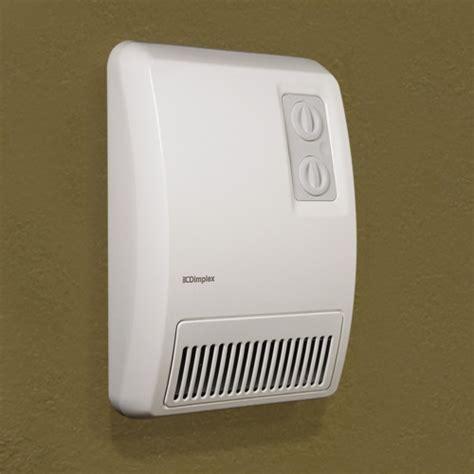 dimplex ef deluxe fan forced wall mounted bathroom