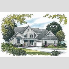 Golf Course Living  1728lv  Architectural Designs