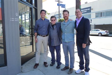 patton oswalt in seinfeld that time jerry seinfeld and patton oswalt went to