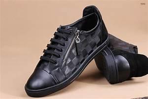 Sneakers Louis Vuitton Homme : louis vuitton chaussure homme ~ Nature-et-papiers.com Idées de Décoration