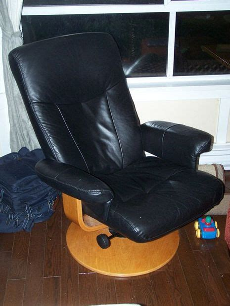 leather recliner mod computer chair all