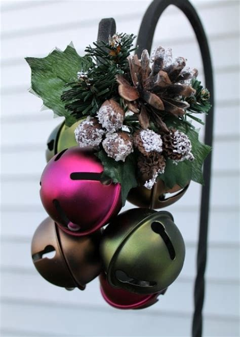 ideas   jingle bells  christmas decor digsdigs