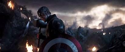 Captain America Endgame Hulk Iron Vs Mcu