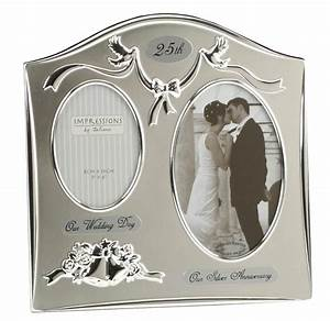 Wedding anniversary gifts 25th wedding anniversary gifts for Gift ideas for 25th wedding anniversary