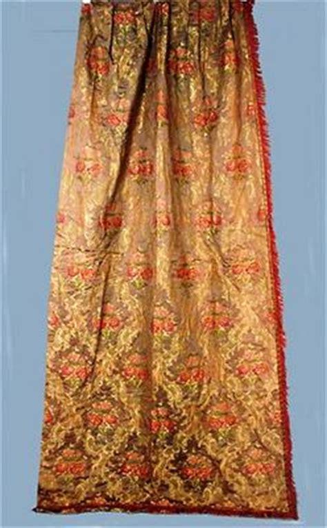 brocade drapes brocade drapes