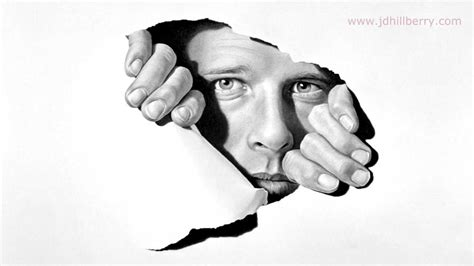 John steinbeck, who wrote the. Pencil Drawings by JD Hillberry - Realistic Drawing Techniques - YouTube