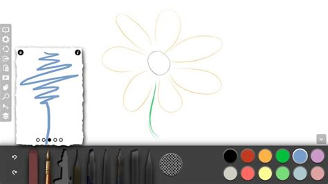 sketchable  feature rich drawing app  windows