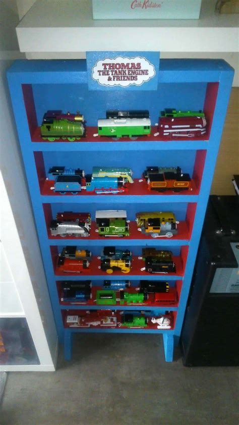 Thomas The Tank Engine Display Cabinet ? 1001 Pallets