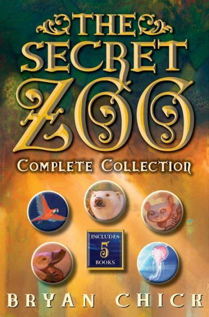 secret zoo complete collection  secret zoo