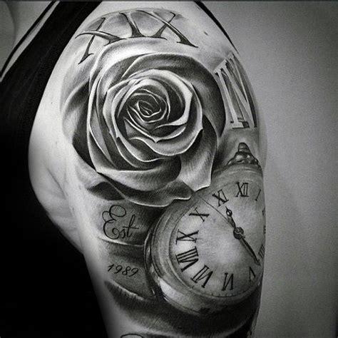 amazing rose tattoos meaning  ideas   fascinating design