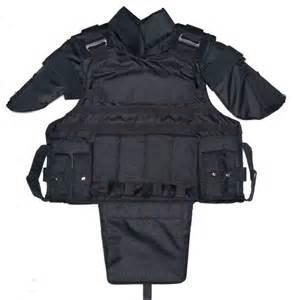 Advanced Tactical Bulletproof Vest