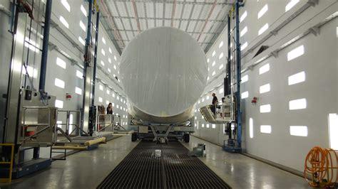 Boeing - 88-22 Paint Building Expansion - MCA Architecture ...